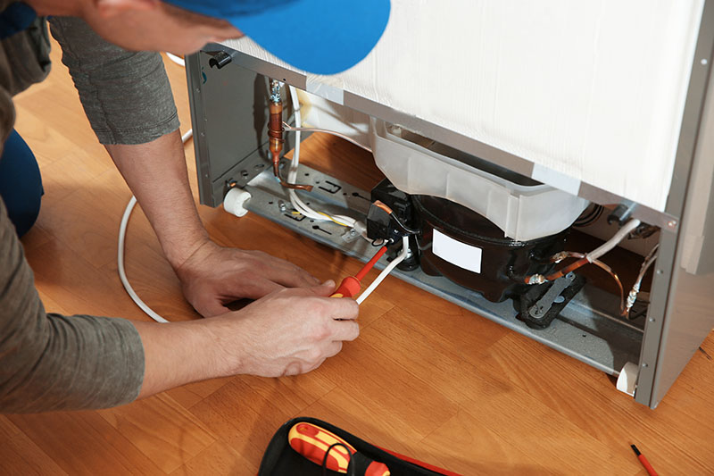 fridge repair hamilton